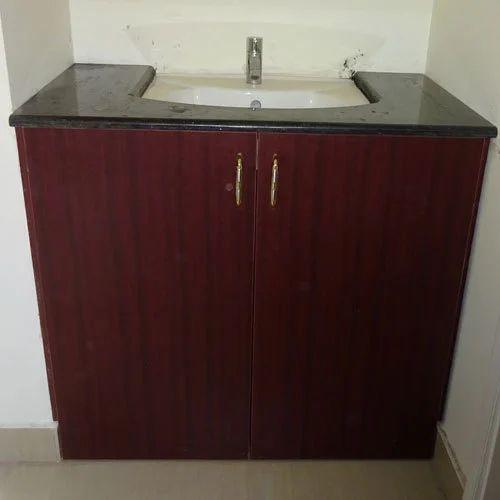 Wooden Sink Unit