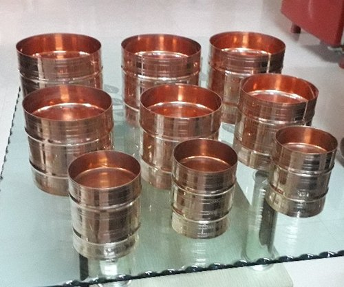 Copper Measuring Cup