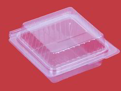 Plastic Brownie Tray With Lid
