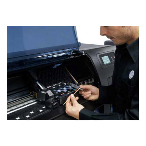 HP plotter services