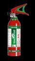 1 Kg Clean Agent Fire Extinguishers