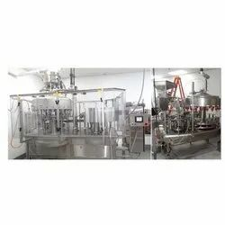 Commercial Water Purification System, Automation Grade: Semi-Automatic, Reverse Osmosis