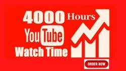 Youtube Video Watching Work (Youtube Video Watch Time Service)