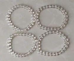 Crystal Faceted Bracelet