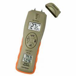 Pin & Deep Sensing Surface Moisture Meter & Test Block