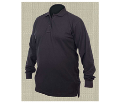 100% Cotton Polos with Long Sleeves Shirt