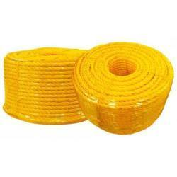 Yellow Industrial Ropes