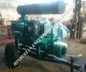 Manual Pneumatic Cement Feeding Pump