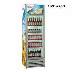 Haier Coldrink Glass Model Fridge, Capacity: 220 to 410 L