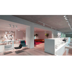 Store Interiors Work