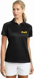 Half Sleeve Polo Female Corporate T-Shirt