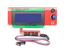 20 x 04 Character LCD Module