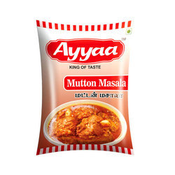 Ayyaa Mutton Masala Powder, Packaging Size: 25KG, Packaging Type: PP Bag