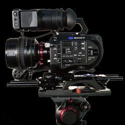 Service Provider of Red Dragon Camera On Rent & Sony Fx7 4k Camera