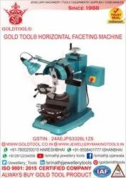Gold Tool Horizontal Faceting Machine