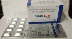 Repaglinide IP 1 mg  Metformin Hydrochloride IP 500 mg