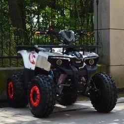 125CC NEO PLUS WHITE COLOR ATV