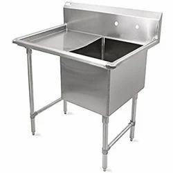 SS Single Bowl Kitchen Sink