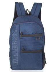 Navy Blue Calizer Laptop Backpack Bag