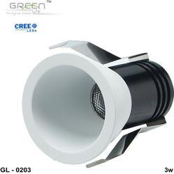 GL-DVSL02-03 Round LED Downlight