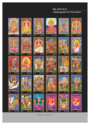 Full Print God Picture Tile