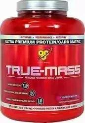 Højmoderne Optimum Nutrition & MuscleBlaze Brown, Light Yellow BSN True Mass GE-64