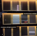 Stainless Steel Patterned Coloured Sheet
