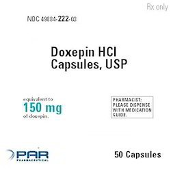 Doxepin Hydrochloride Tablets