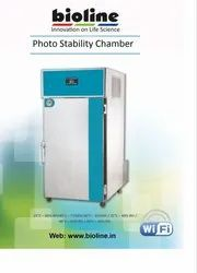Photo Stability Chambers