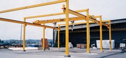 EOT Crane Structure