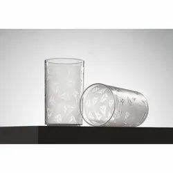 Kitch Cut Transparent Plastic Clear Mat Glass
