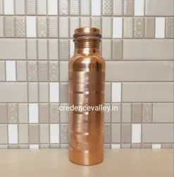 Copper Bottle Silver Touch
