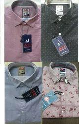 40.0 Plain Men 100% Cotton Shirts