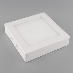 15 Watt Surface Mount Square Light