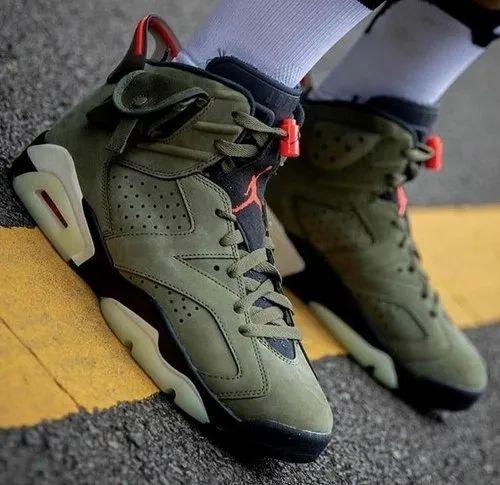 Men Nike Air Jordan Shoes, Size: 41-45