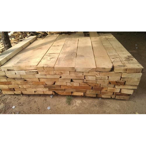 Wandplank 1 Meter.Brown Babool Wooden Plank Length 1 6 Meter Rs 650 Cubic Feet