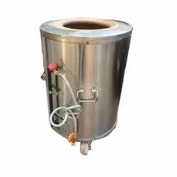Round Gas Tandoor Bhatti