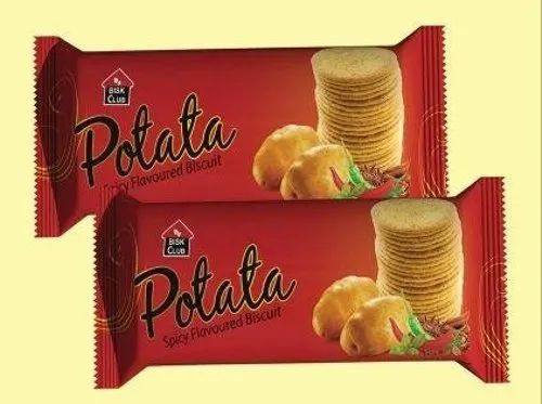 Pran Potato Flavored Biscuits