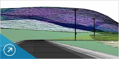 Auto CAD Civil 3D, Computer Aided Design Service in Huda Yamunanagar