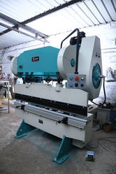 Semi-Automatic Pneumatic Press Brake Machine