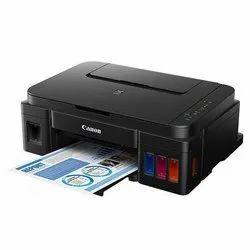 Inkjet Canon Ink Tank Printer, Paper Size: A4