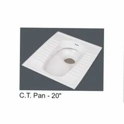 Ceramic Toilet CT Pan 20