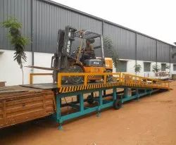 Merrit Hydraulic Container Loading Ramp