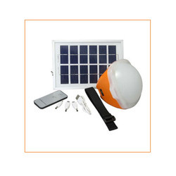 MPPT Based Solar Lamp