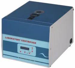 Lab Centrifuge Digital Swing Out Rotor 16 x 15 Ml 5200 R.P.M