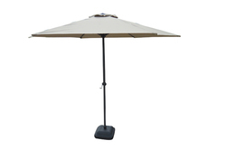 Patio Umbrella-Center Pole-2.7M-Khakhi
