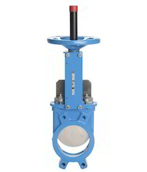 Fluidtech Valve Electric Knife Gate Valve
