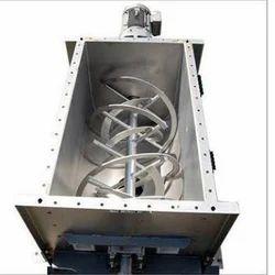 Ribbon Blender Powder Mixing Machine