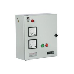 15 HP DOL MCCB  Starter Motor Control Panel