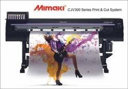 Mimaki CJV300-130/160 Ecosolvent Printer